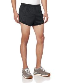 Soffe Men's Running ShortBlackXLG