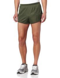 Soffe Men's Running ShortOd GreenXLG