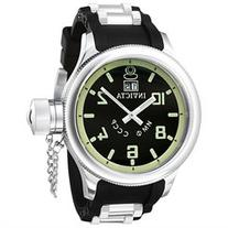 Invicta Men's Russian Diver Black Rubber