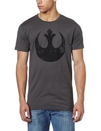 Star Wars Rustic Rebel Tee - Gray