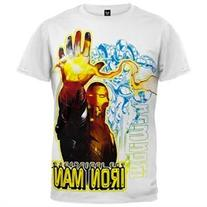 Iron Man - Rusty Man T-Shirt - M