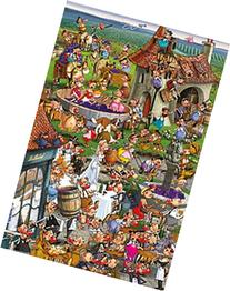 Piatnik Ruyer Story of Wine 1000 Piece Austrian Jigsaw
