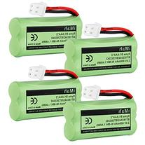 4-Pack iMah Ryme B1 Rechargeable Cordless Phone Battery for