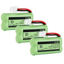 3-Pack iMah Ryme B1 BT183342 BT283342 Cordless Phone Battery