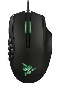 Razer USA RZ01-01050100-R3M1 Naga 2014 - Mouse - left-handed - laser - 19 buttons - wired - USB
