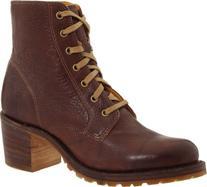 Frye Sabrina 6G Lace Up Boot - Women's Walnut Dakota, 7.5
