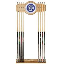 Sacramento Kings NBA Billiard Cue Rack with Mirror