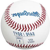 MacGregor Safe/Soft Baseballs, Kids, Level 1