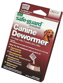 Merck Ah Equine 001-040694 Safeguard Dog Dewormer , 40 lb