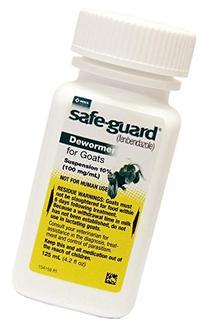 Durvet Safeguard Goat Dewormer, 125ml