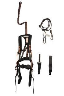 Muddy Outdoors Safeguard Harness, Black