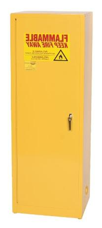 Eagle 1903 Safety Cabinet for Flammable Liquids, 1 Door Self