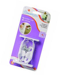 Dreambaby Safety Loop Latches 2 Pack
