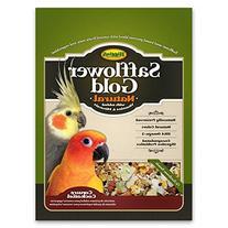 Higgins Safflower Gold Natural Food Mix for Conures &