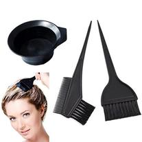 Salon Hair Coloring Dyeing Kit Color Dye Brush Comb Mixing