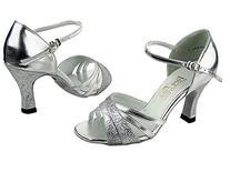 Very Fine Women's Salsa Ballroom Tango Latin Dance Shoes