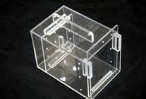 """SaltwaterAquarium Acrylic Fish & Pest Aquarium Trap 6"""" x 4"""""""