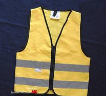 Salzmann High Visibility children reflective vest for