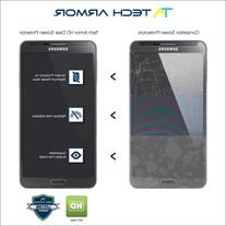 Galaxy Note 3 Screen Protector, Tech Armor High Definition