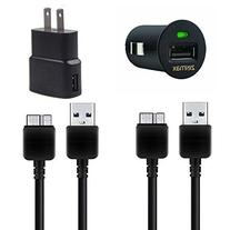 Zeimax® Samsung Galaxy Note 3 USB 3.0 Cable, Car & Wall