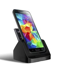 Tmvel Samsung Galaxy Note 4 Dual Charging Dock Cradle with