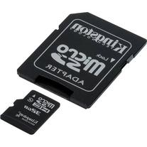 Kingston Class4 32GB Micro SD Card with Adapter