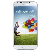 Samsung Galaxy S4 SGH-I337 GSM Smartphone, 16GB, Frost White