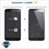 Tech Armor Samsung Galaxy S5 Anti-Glare/Anti-Fing...  Screen