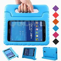 BMOUO Samsung Galaxy Tab 4 7.0 Kids Case - EVA ShockProof