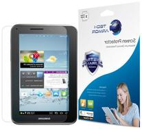 Galaxy Tab 2 Screen Protector, Tech Armor High Definition HD