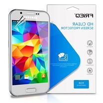 Samsung Galaxy S6 Screen Protector, FRiEQ  High Response HD