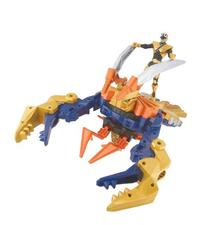 Power Ranger Samurai ClawZord Action Figure