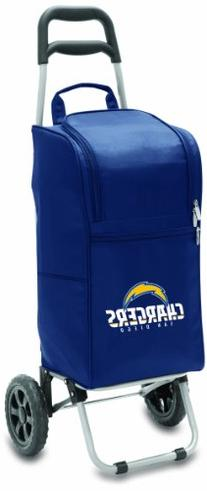San Diego Chargers Cart Cooler - Navy Blue