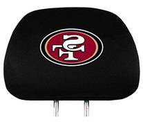 San Francisco 49ers Headrest Covers
