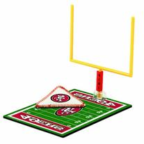 San Francisco 49ers Tabletop Football Game