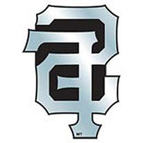 ProMark San Francisco Giants Silver Auto Emblem