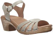 Women's Dansko 'Drea' Sandal, Size 7.5-8US / 38EU M - White