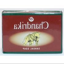 Chandrika Sandal Soap Chandrika 75 gram Bar Soap