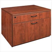 "Regency Sandia 30"" Low Box and File Lateral in Cherry"