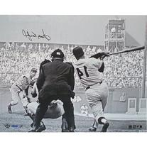 Sandy Koufax WS Pitching at Yankee Stadium 16x20 Photo LE 32