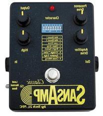 Tech 21 SansAmp SA1 Classic Amp Simulator