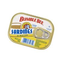 Bumble Bee Sardines in Mustard, 3.75 OZ