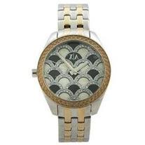 Armani Exchange Sarena Crystal Pave Dial Ladies Watch AX5530