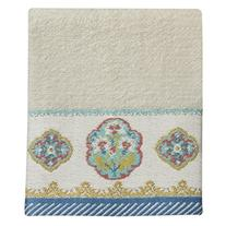Creative Bath Products Sasha Jacquard Wash Cloth