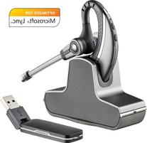 Plantronics Savi Ote Moc Dect 6.0 Na 300 Ft Wireless Mono