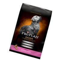 Purina Pro Plan Dry Dog Food, Savor, Shredded Blend Adult