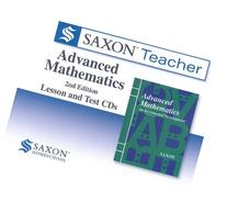 Saxon Advanced Math: Homeschool Teacher Kit Second Edition 2008