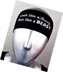 Sayings Headbands HB-4799-2 Moisture Wicking Look Like A