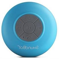 SoundBot SB510 HD Water Resistant Portable Bluetooth Shower