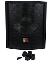 "New Rockville SBG1128 12"" 1200 Watt Passive Pro DJ"